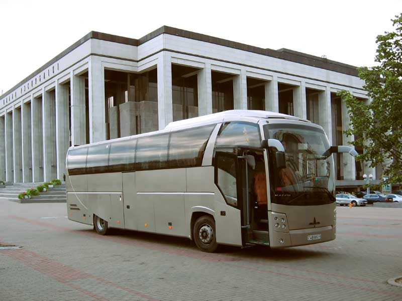 А Bus Minsk Automobile Plant MAZ-256.