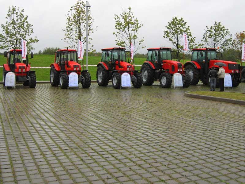 Трактор МТЗ-826 - agroserver.ru