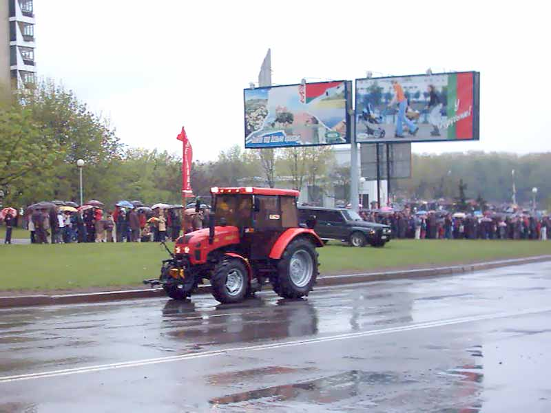 Трактор для фермера МТЗ Тракторы Беларуси Фермерский трактор  Трактор для фермера МТЗ 622 Фермерский трактор фото картинка