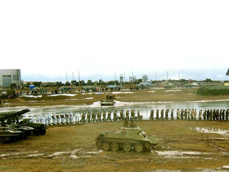 Танк ТБ Техника х годов Дороги Великой отечественной войны  Техника 30 х годов Дороги Великой отечественной войны