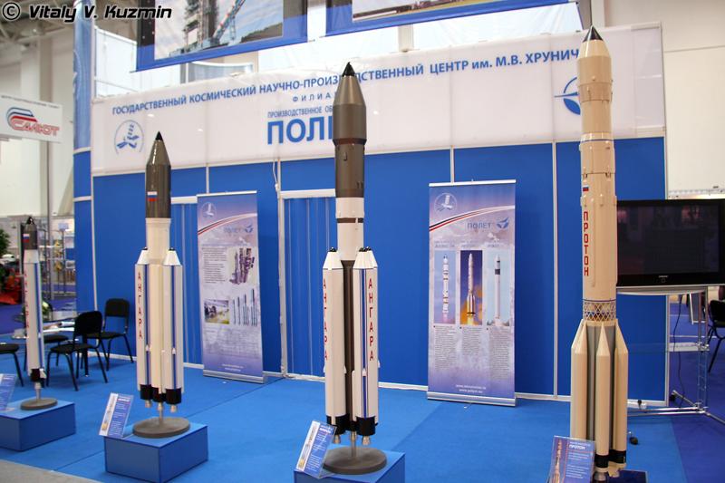 ракета ангара характеристики