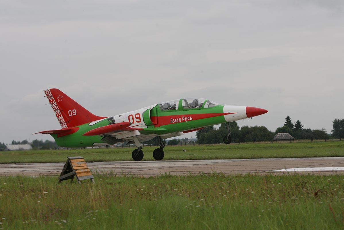 Самолет Л-39. Учебно-тренировочный самолет. Тактико-технические ...